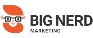 Big Nerd Marketing Logo